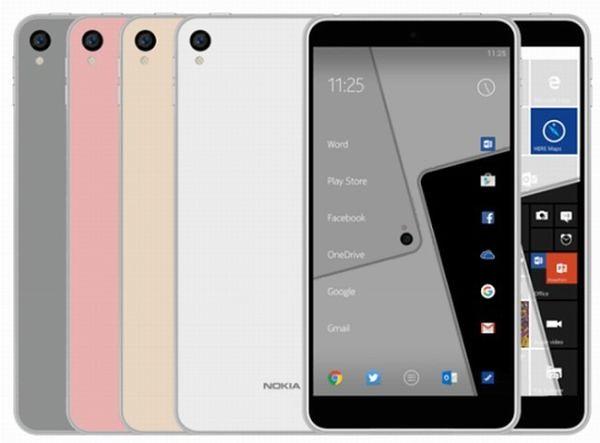 В цьому році Nokia випустить одразу два нових смартфона