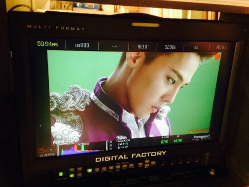 G-Dragon - Tower of Saviors - 2014 - BTS - 10