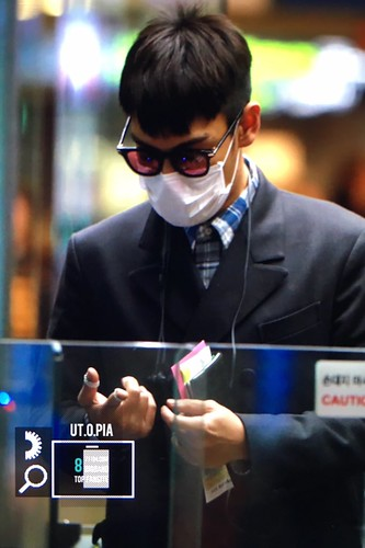 Big Bang - Incheon Airport - 03dec2015 - Utopia - 02
