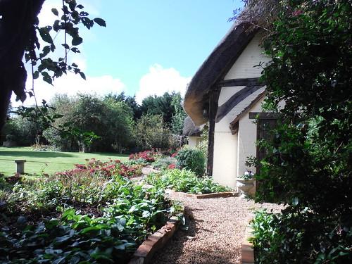 Garden in Hardwick