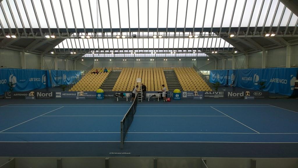 Blue court