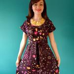 1970s Summer Dress