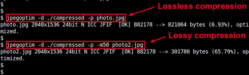 How to compress JPEG images from the command line on Linux - Ask Xmodulo