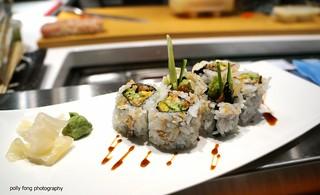 Sushi Roll at Bistro Sakana