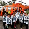 The next rescue team of BASARNAS :smile: #vito
