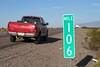 Mile 106 in I15 in Nevada
