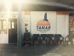 Tamar River. Tasmania