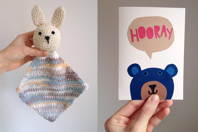 bunny & bear