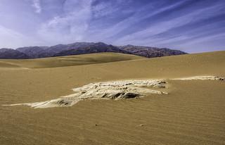 Mesquite Flat Dunes, Death Valley National Park
