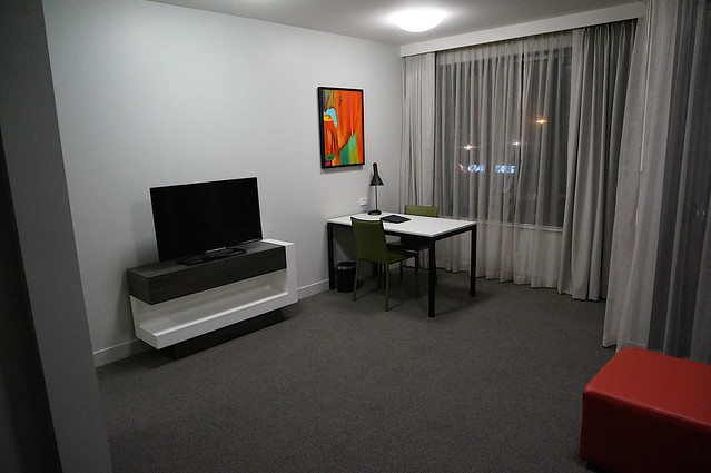 Hotel Adina Apartment Frankfurt Osloer Stra Ef Bf Bde