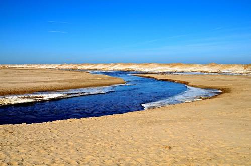 Dunes Creek - Indiana Dunes National Lakeshore - Chesterton - Porter County - Indiana