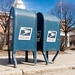 Dancing mailboxes by Gary/-King