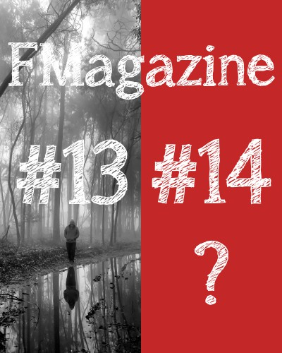 Desafio: Capa da FMAGAZINE #14