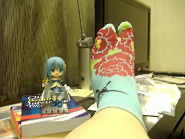 Wafu socks