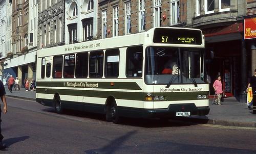 Notingham Corporation 511 M511 TRA