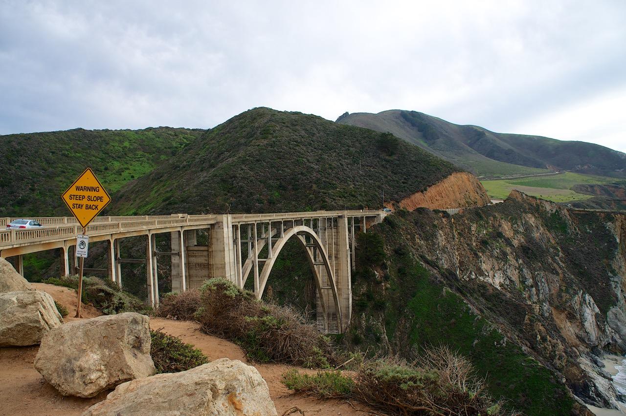 Америка. Калифорния. Дорога N 1 - 7 из 23