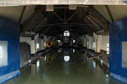 20141231-26_Braunston Marina - Narrow Boat Workshop
