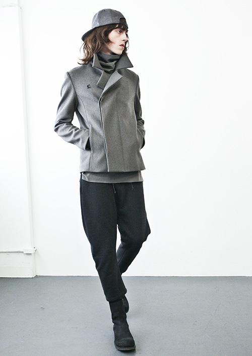 Harry Curran0002_FW15 Tokyo KAZUYUKI KUMAGAI(Fashion Press)