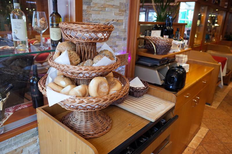 早餐的麵包