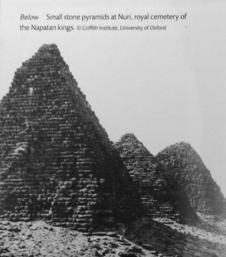Stone Pyramids at Nuri