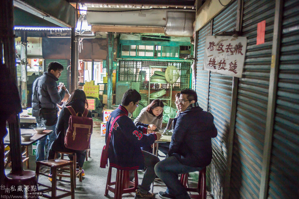 台南私藏景點-麻豆市場吃吃吃 (1)