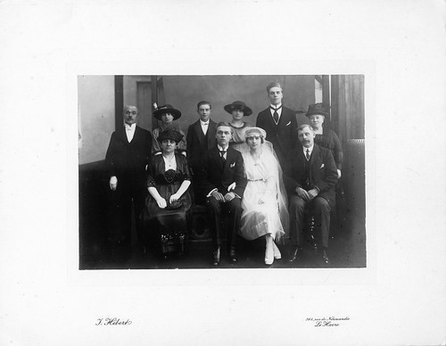 VINTAGE FRENCH WEDDING 1920 (2 of 4)