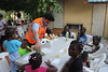 Clothing, food and toys have been distributed to the orphanages in Haiti.