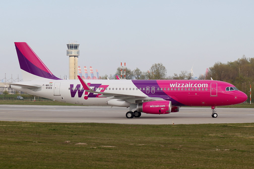 HA-LYP - A320 - Wizz Air