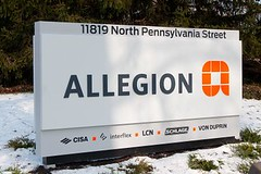 Allegion has purchased the assets of Zero International