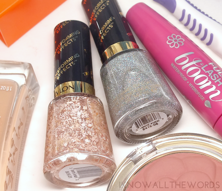 revlon transforming effects nude Graffiti and holographic pearls (1)