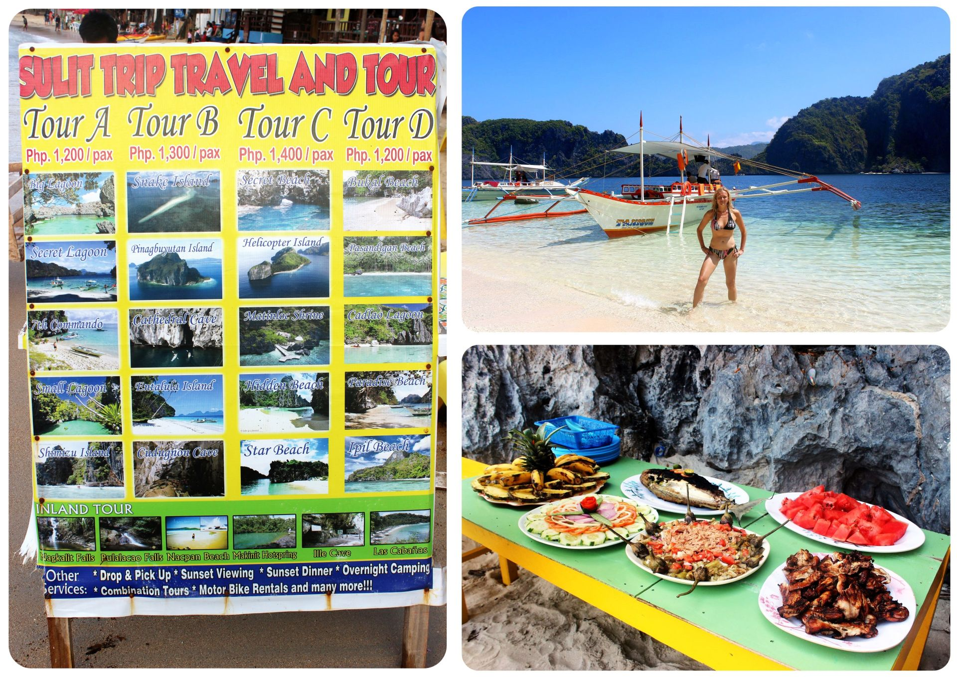 Philippines Island Hopping Tour