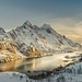 Afternoon Sun Highlights - Lofoten by Jerry Fryer