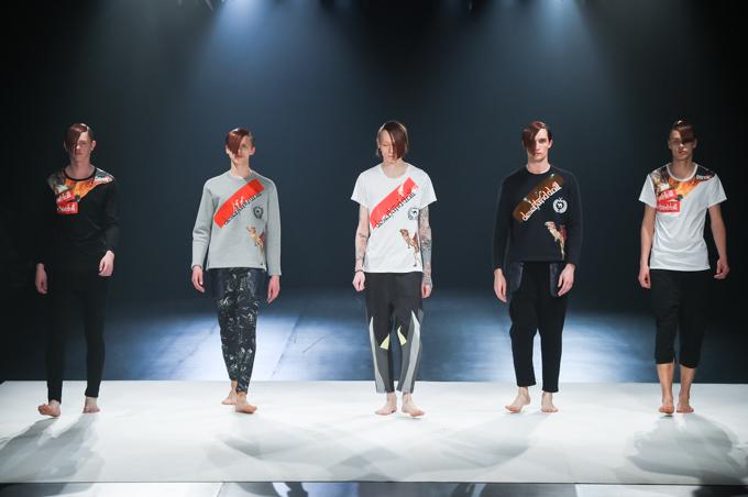 Robbie McKinnon3064_FW15 Tokyo yoshio kubo(Fashion Press)