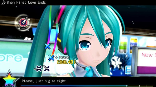 Hatsune Miku: Project DIVA F 2nd - April Updates