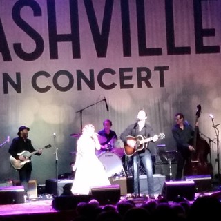 @nashvilleabc in Boston @clarembee @charles_esten