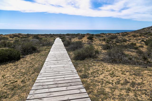 Parque Natural Calblanque, Murcia