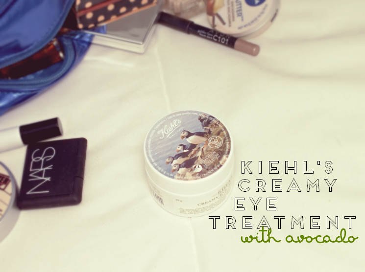 Kiehl's limited edition creamy eye treatment with avocado  (2)