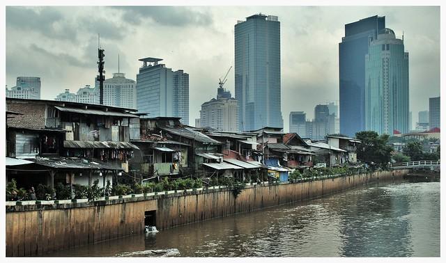 Slums & Skyscrapers, Jakarta