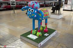LAMBMARK LARRY No.47 - Shaun The Sheep - Shaun in the City - London - 150423 - Steven Gray - IMG_0068