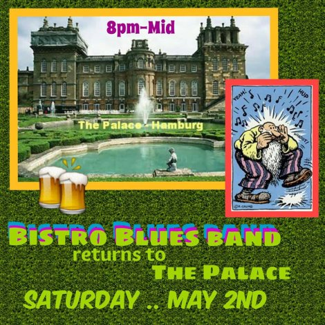Bistro Blues Band 5-2-15