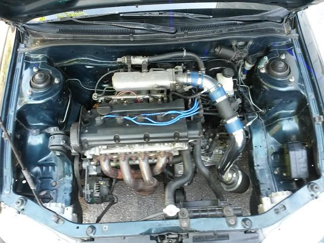 01 Hyundai Elantra Engine Partment Problems And