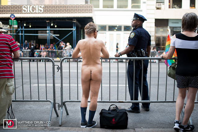 NEW YORK CITY PRIDE PARADE LGBTQ 2016