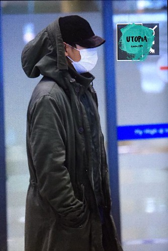 Big Bang - Incheon Airport - 28sep2015 - Utopia - 03