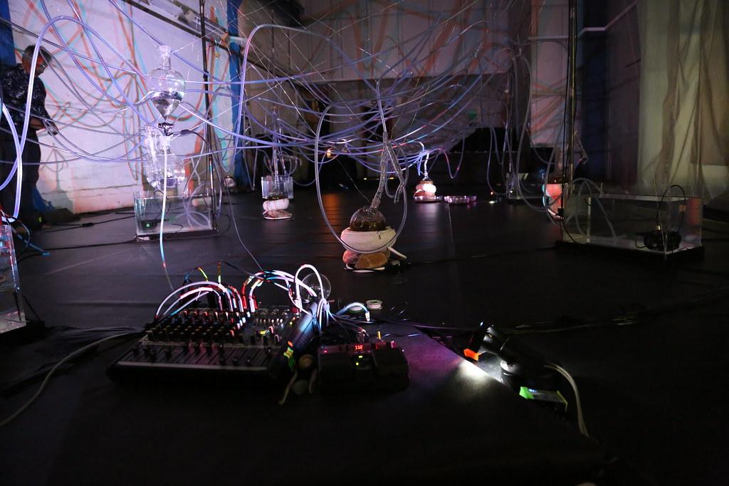 Transmutation de base. Elsinor. Click Festival. Denmark 2016