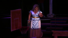 Some  shots for the summer musical Lysistrata Jones at Manoa Valley Theatre