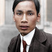 Ho Chi Minh young, 1921 by klimbims