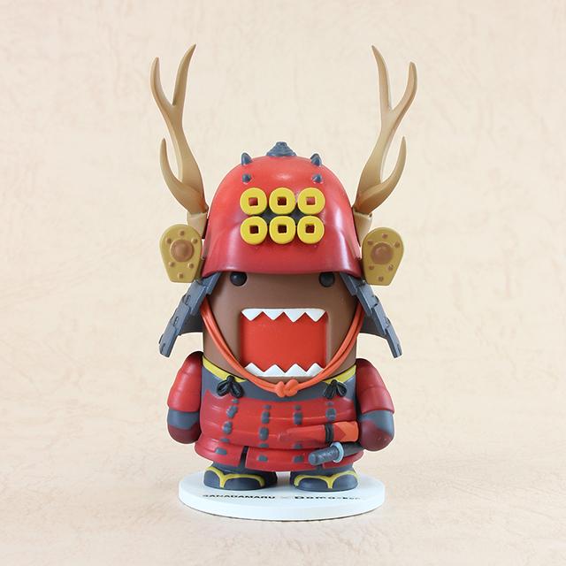 《真田丸》xDOMO君 合作企劃立體商品!  PLUM 「真田丸DOMO君」MiniFIGURE