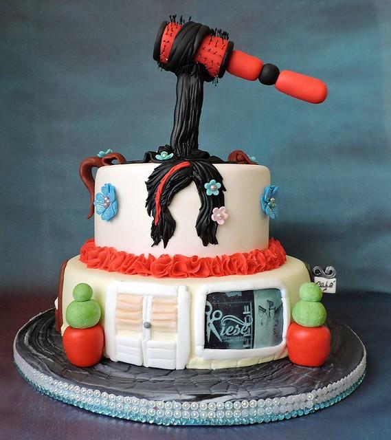 Cake by Bolo Mania