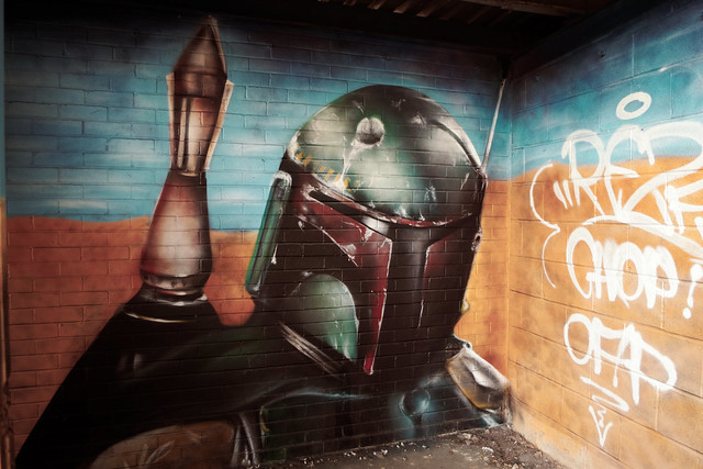 Boba Fett, Sheffield