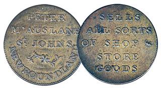 Peter McAuslane token